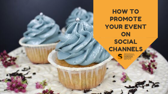 How to Promote Your Event on Social Channels