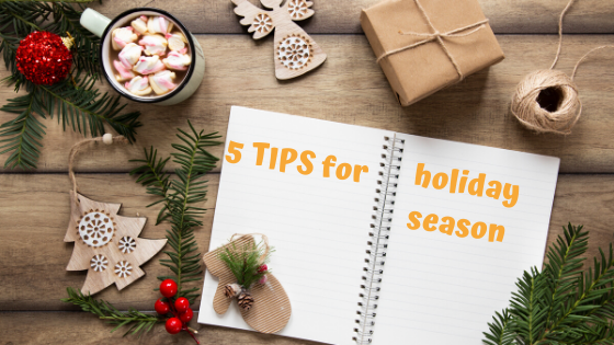 Top 5 Social Media Marketing Tips for Holiday Season